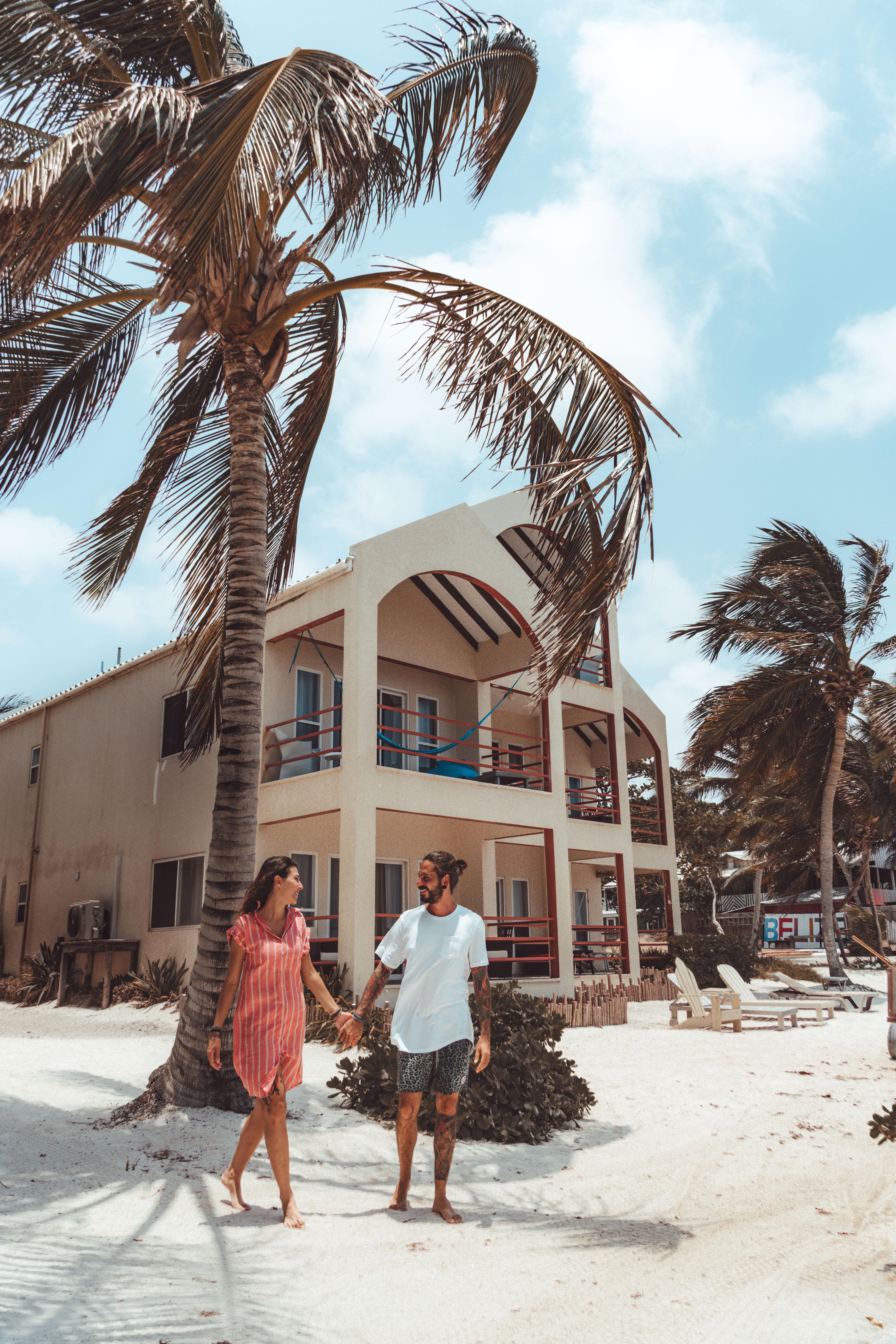 Spiaggia privata a San Pedro