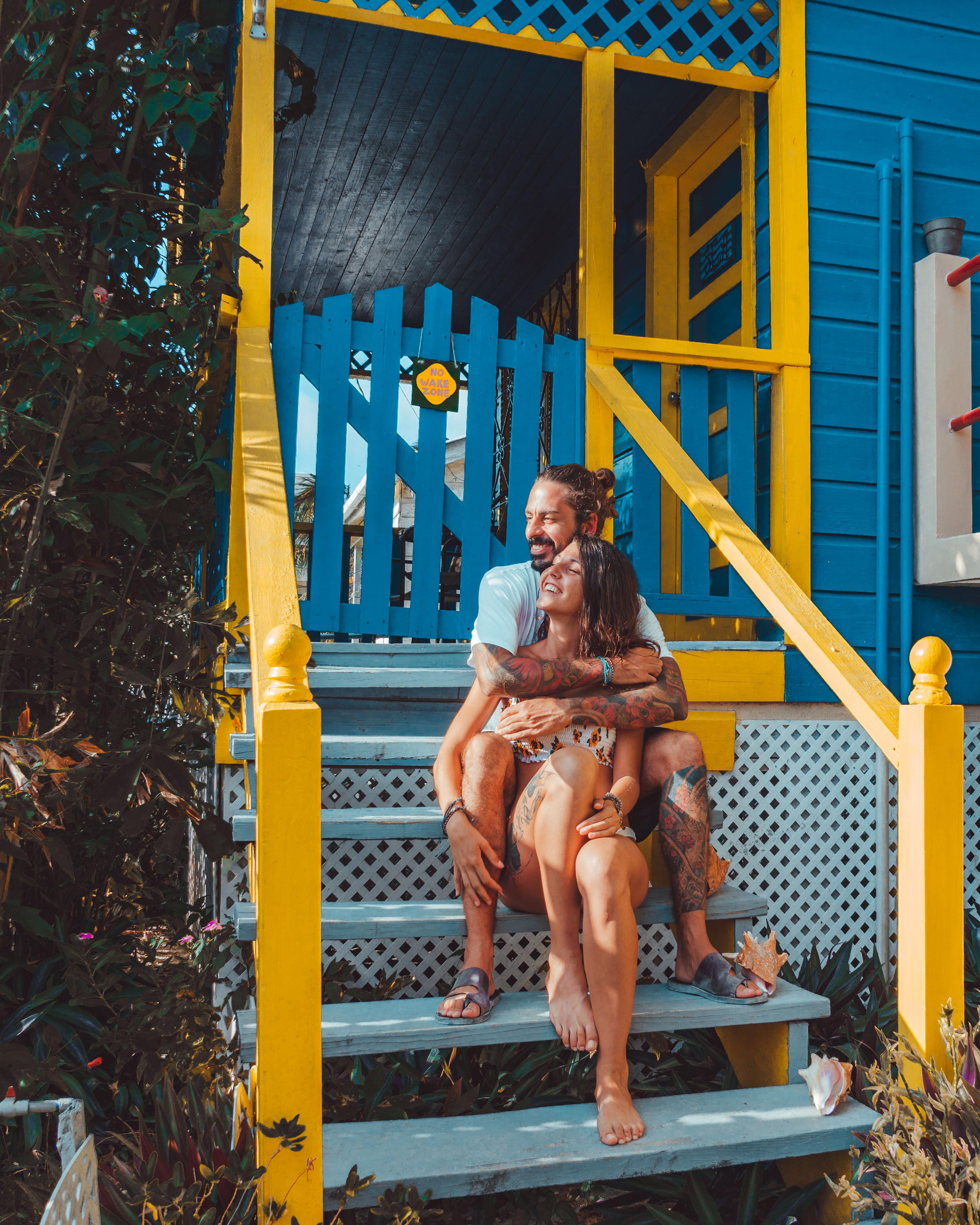 La nostra casetta colorata
