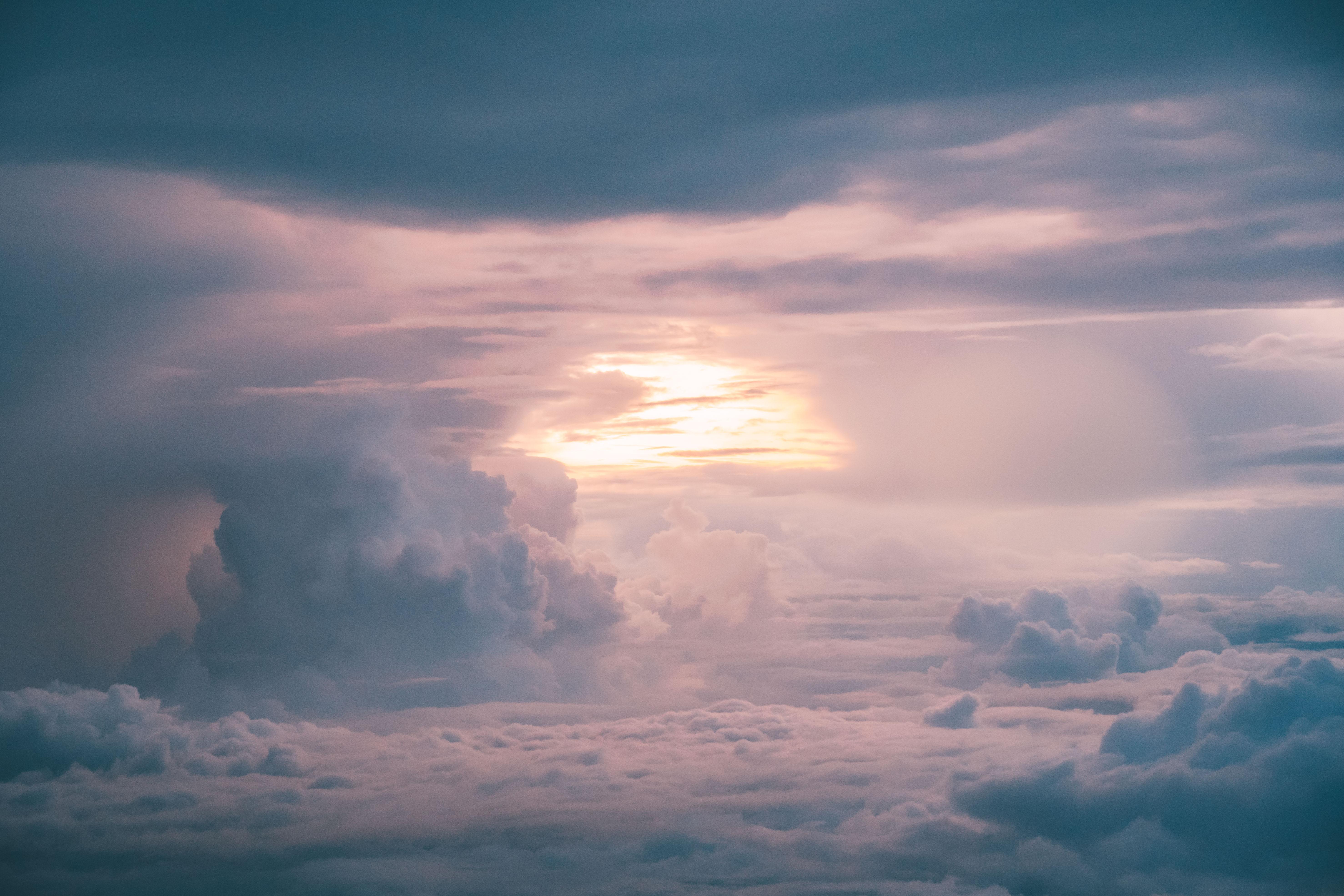 Il mondo sopra le nuvole!