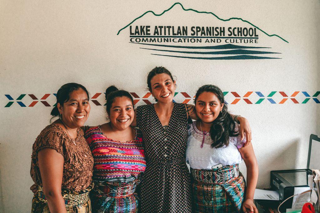 Lake Atitlan Spanish School